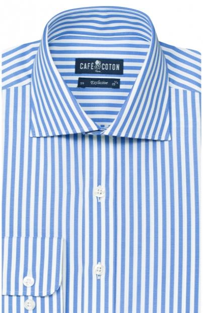 La chemise pour homme, le vêtement indispensable