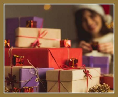 Bien préparer ses cadeaux de Noel