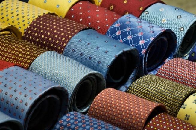 Un point sur les principaux motifs de cravates