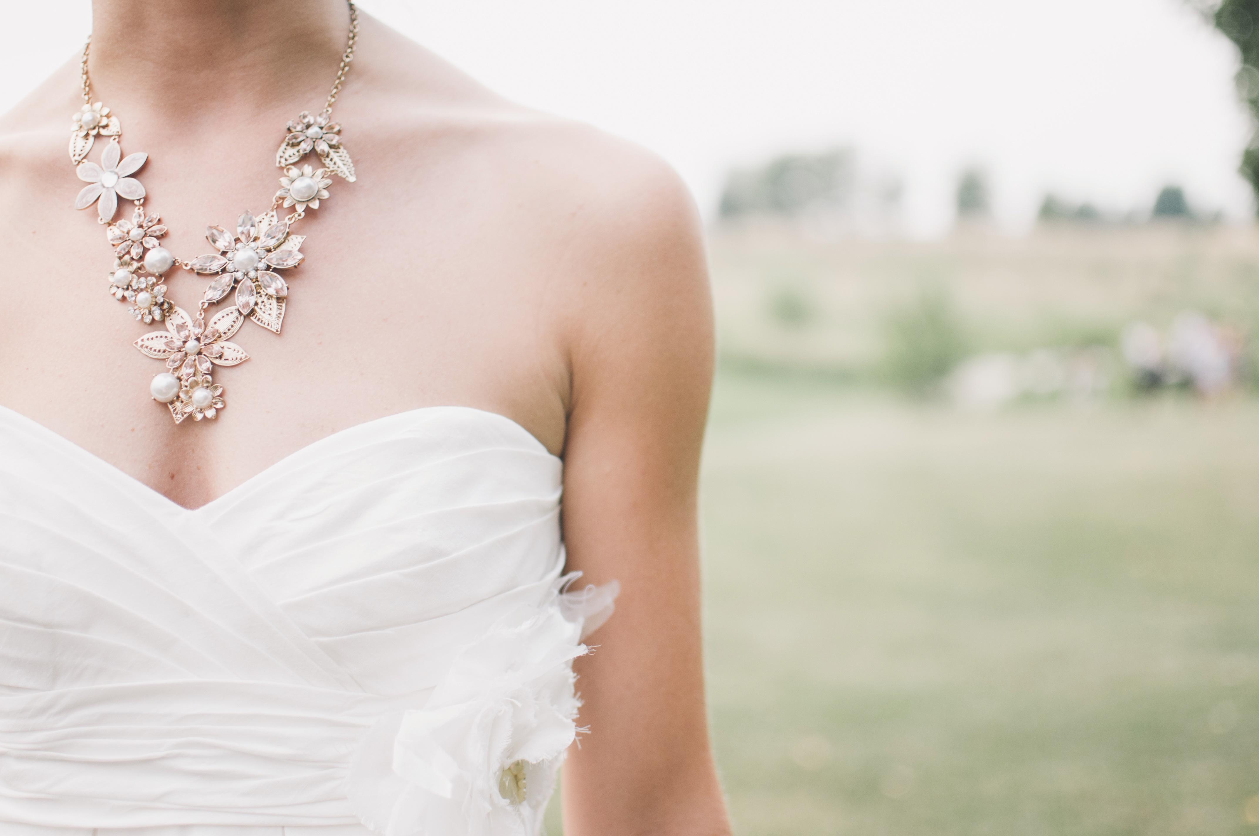 Ce qu'il ne faut pas négliger pour choisir sa robe de mariée (Part 2)