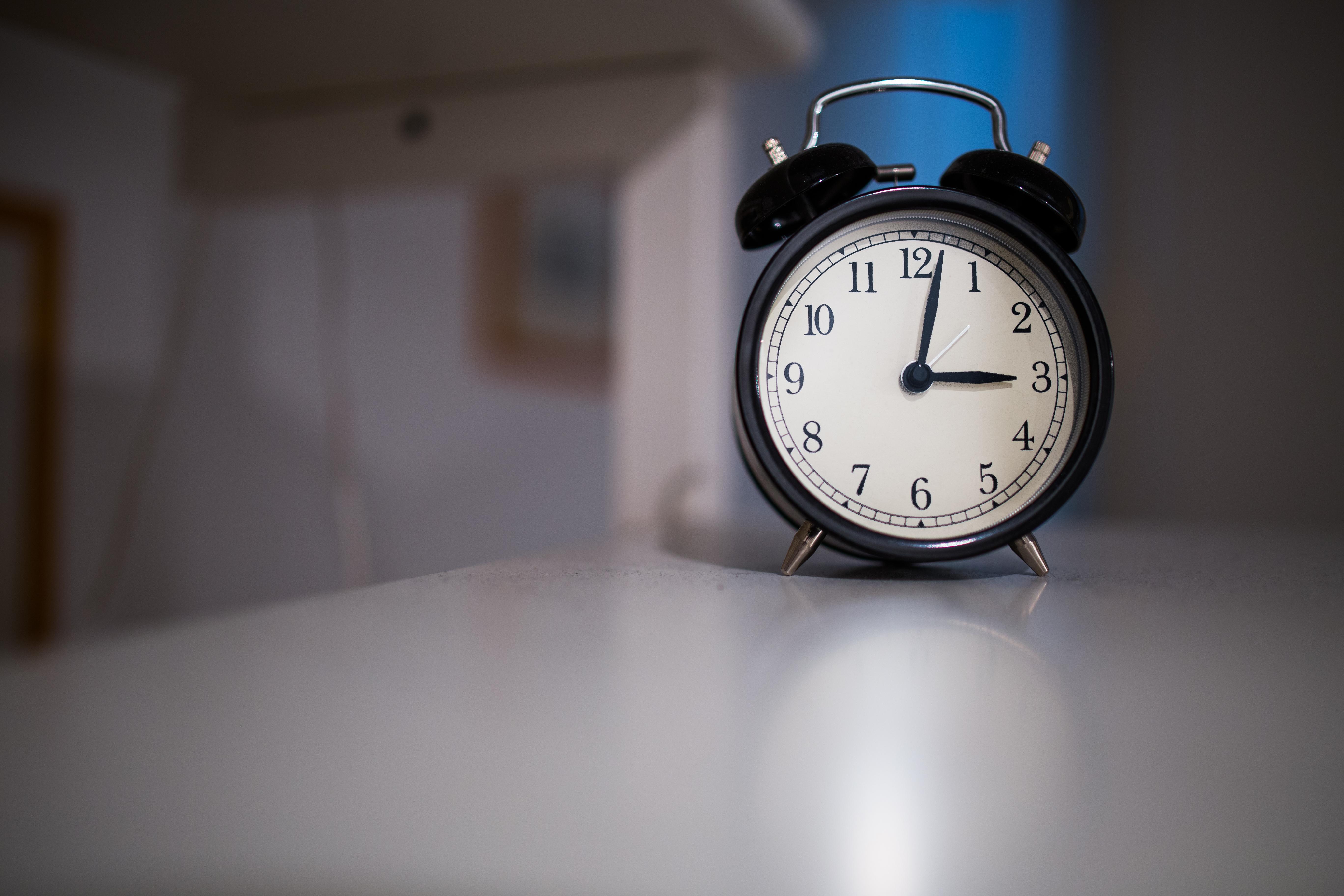 Quelques conseils pour mieux dormir