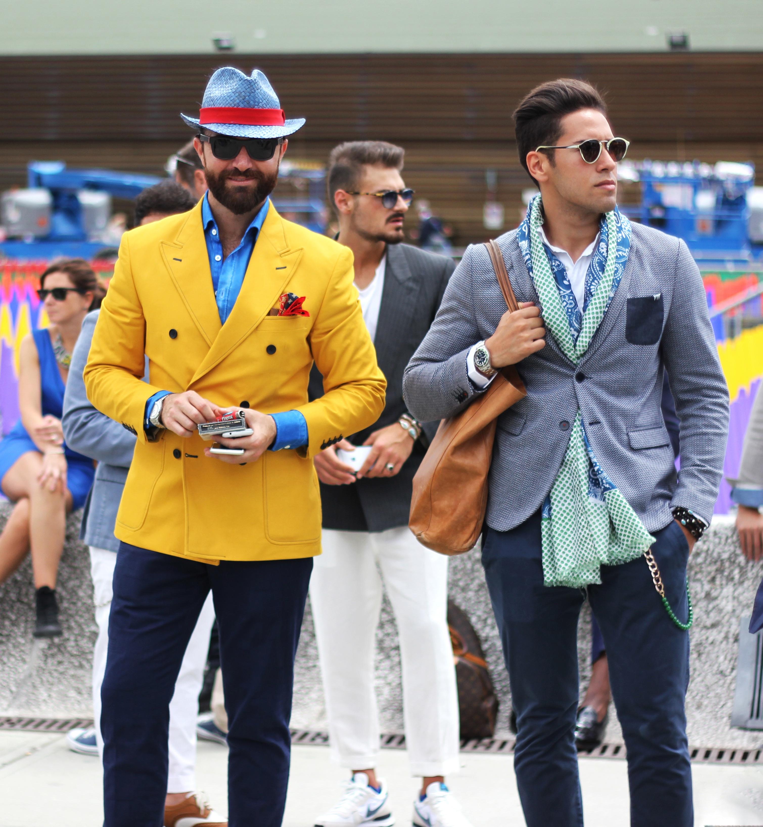 Ce qu'il ne faut pas faire en mode quand on est un homme