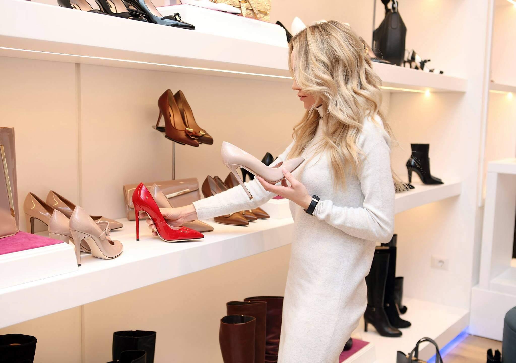 chosir chaussures de marque