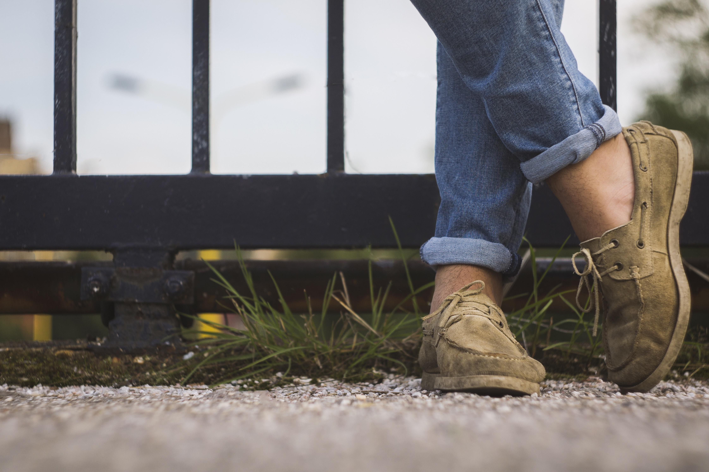 Comment porter les chaussures bateau pour homme?