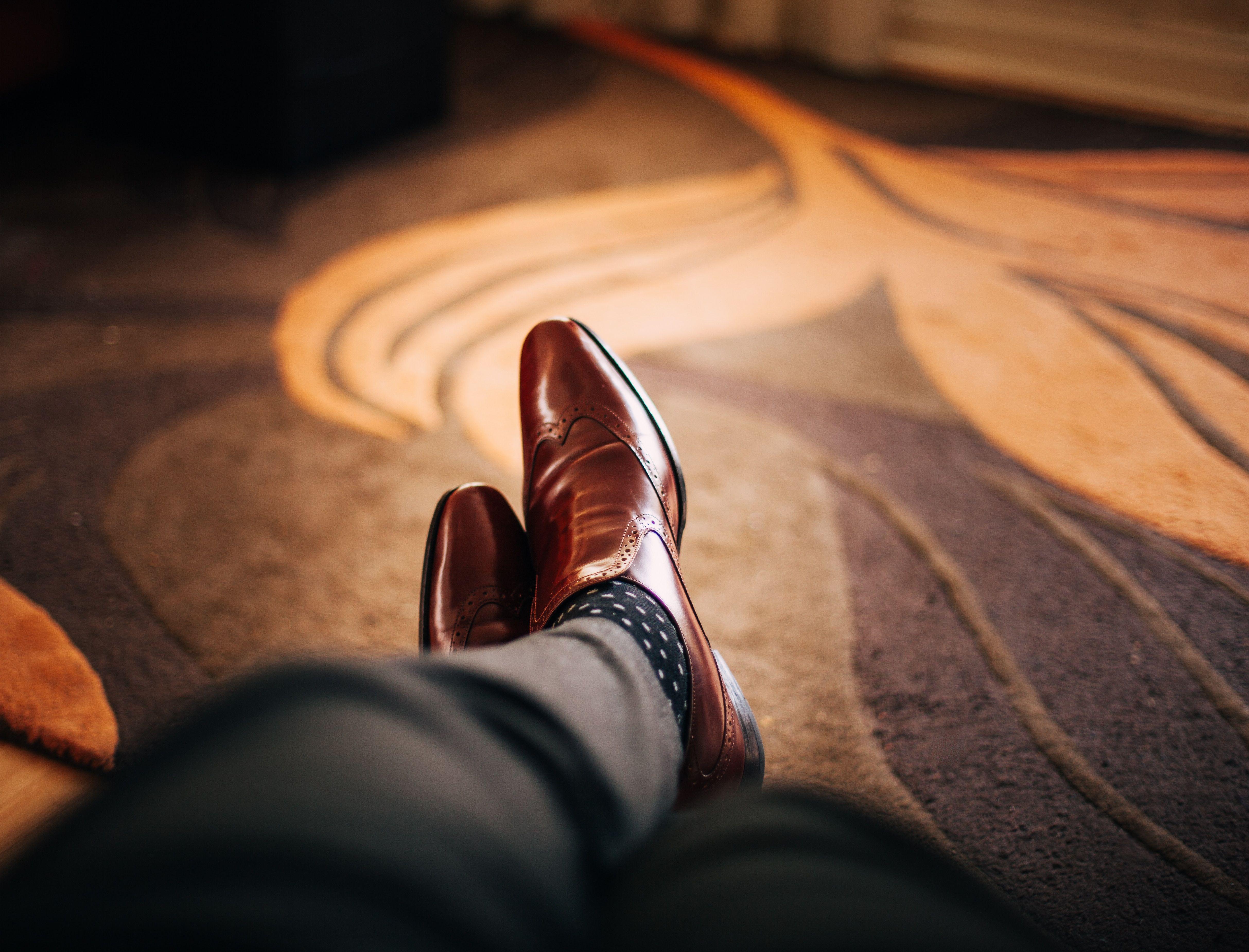 Avoir du style de la tête aux pieds ou comment choisir ses chaussettes ?