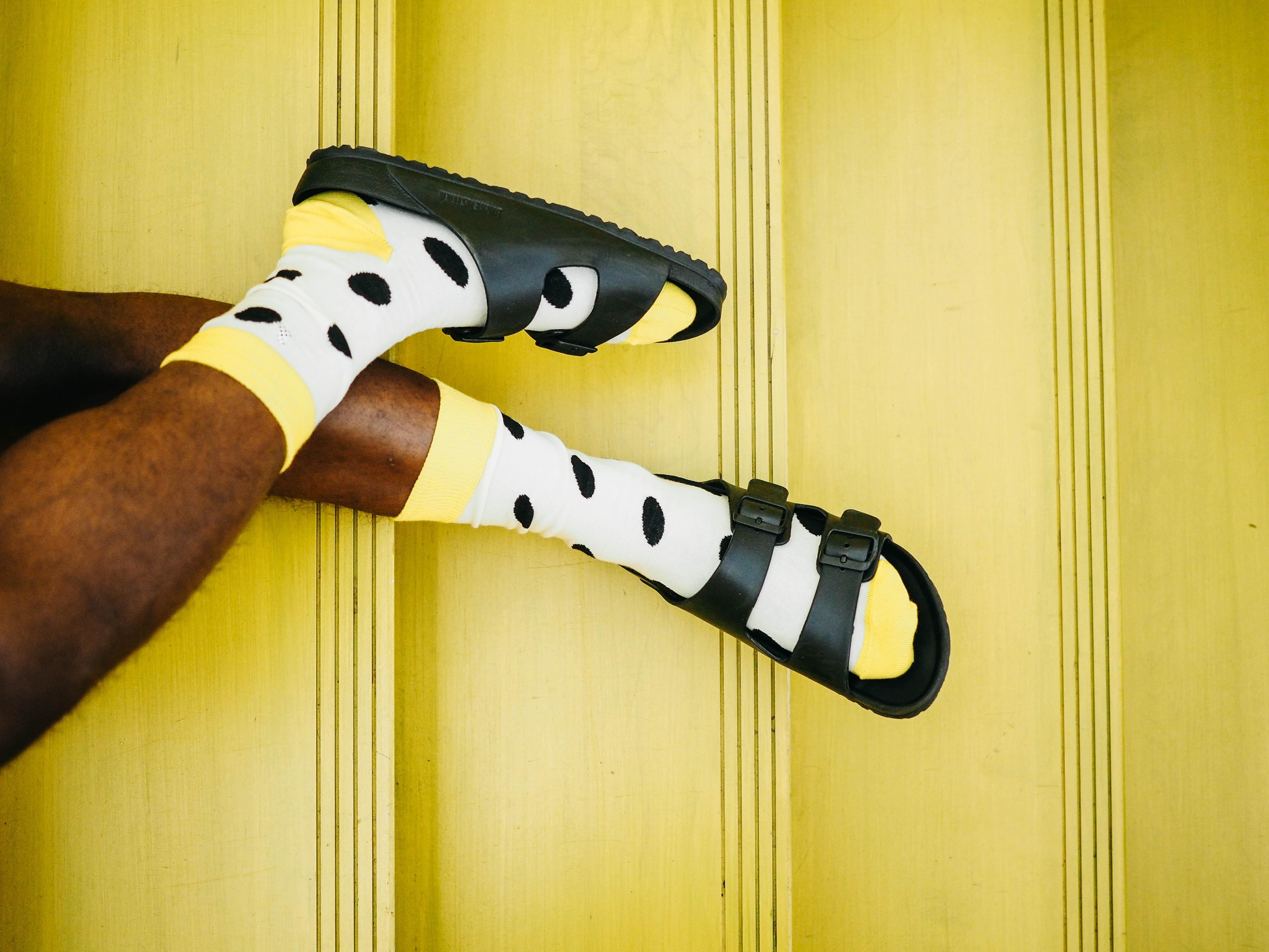 Les chaussettes pour homme, un accessoire plus que tendance