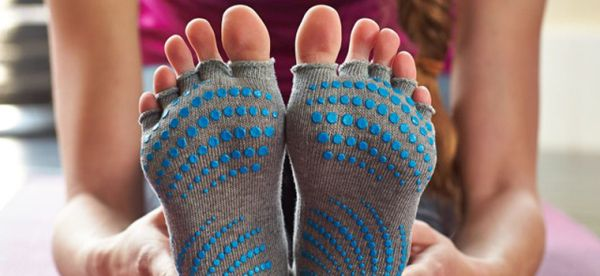 Tout sur les chaussettes de yoga