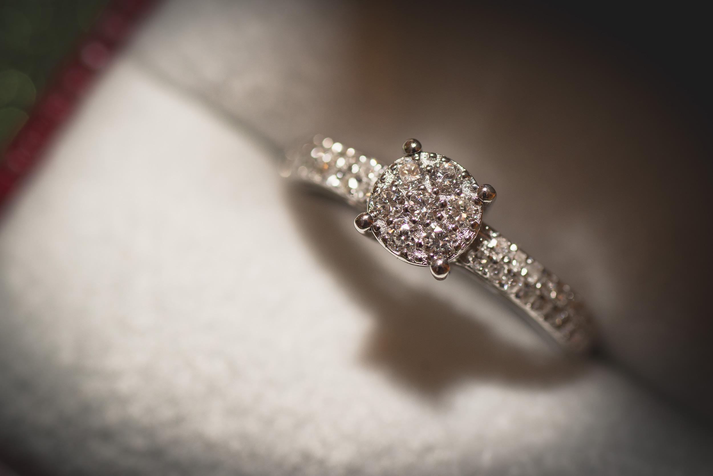 Trouvez la bague pour fiançailles idéale sans stresser