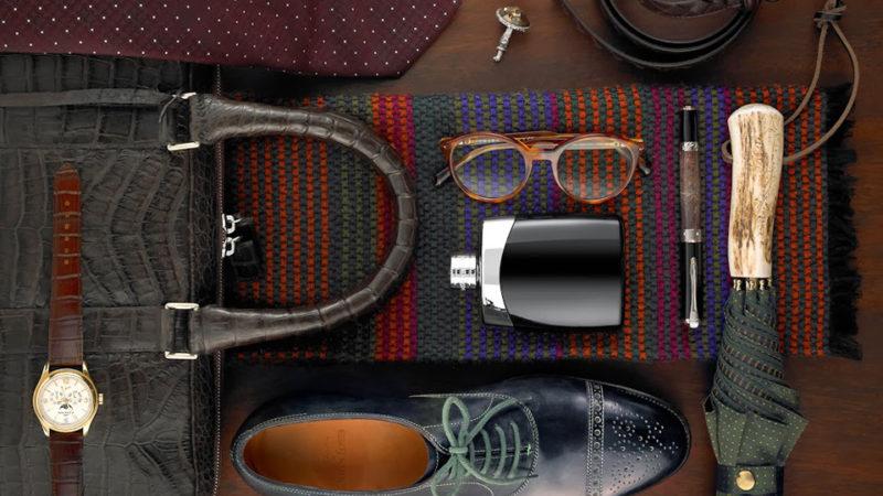 Les 5 accessoires indispensables du vestiaire masculin