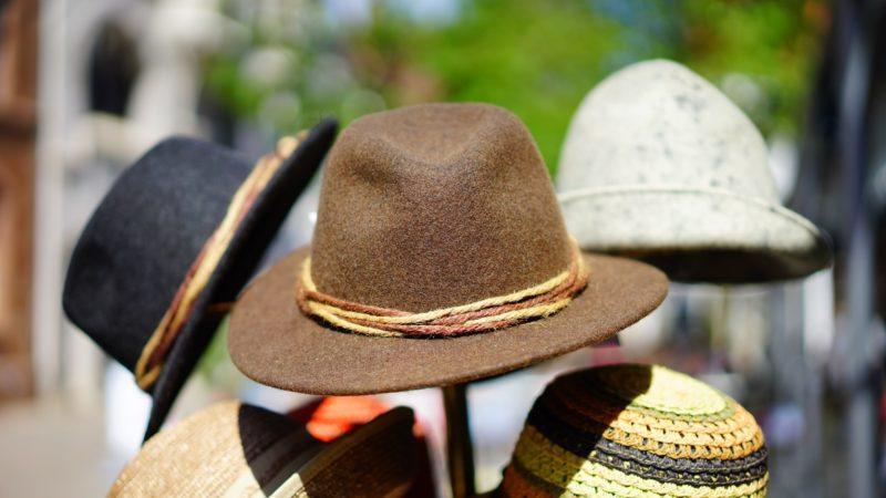 Le chapeau Fedora, un classique