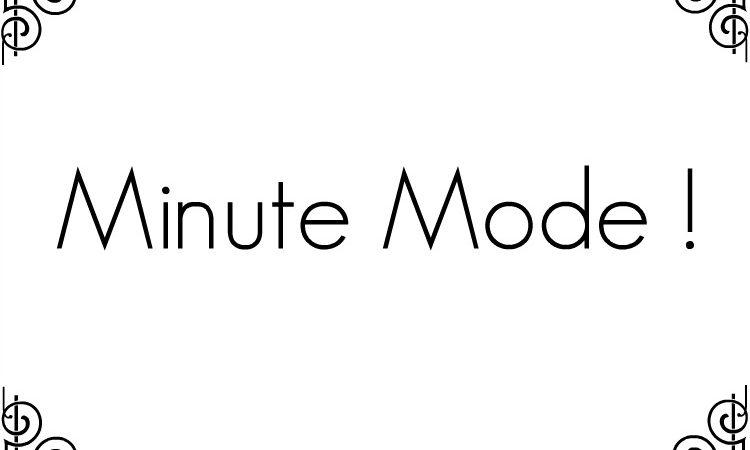 Minute mode : Repassez vos vêtements en un clin d'œil