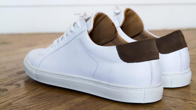 Les sneakers blanches : Tendances du printemps